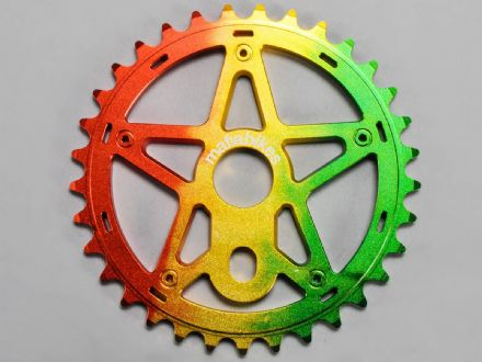 Mafia Gully Sprocket Rasta 33T